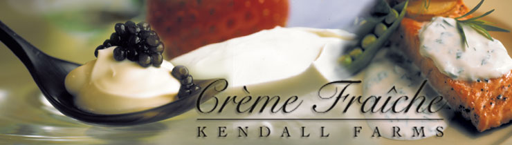 Click to return to Creme Fraiche home page